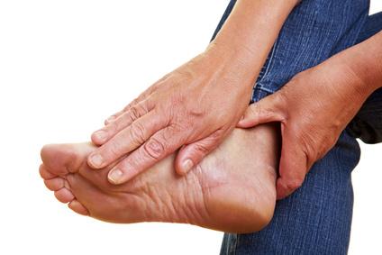 Fußpilz: der Infektion entgegentreten