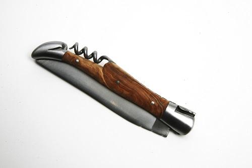 Scharfe Sache für Outdoorfans: das Laguiole-Messer