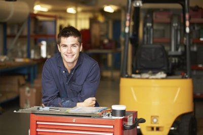 Plötzlich berufsunfähig: die gefährlichsten Jobs für Männer