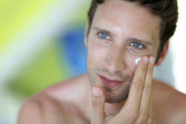 Im Trend: Der Mann von heute pflegt seine Haut