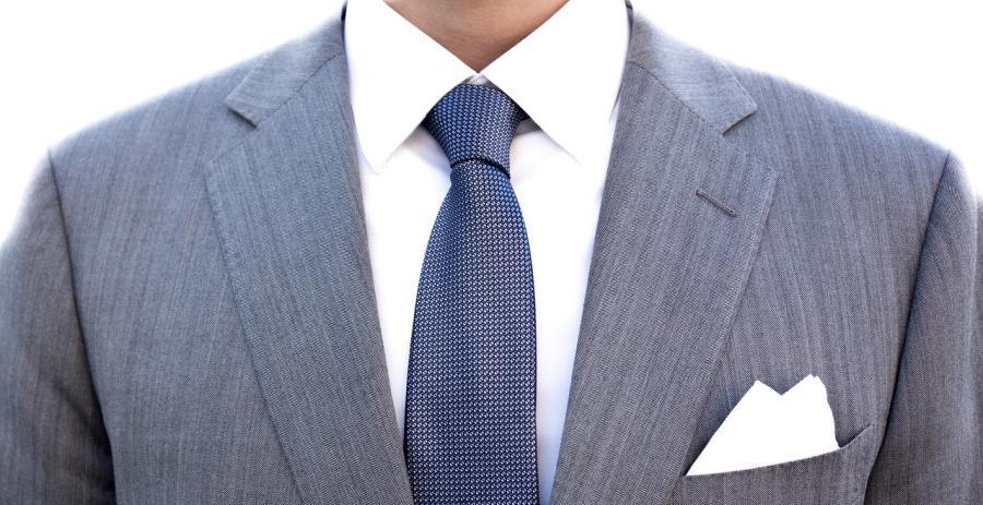 Welche Krawatte passt zu welchem Hemd?